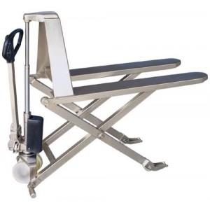 Stainless Steel Scissor Lift PT-SC4 540mm x 1150mm