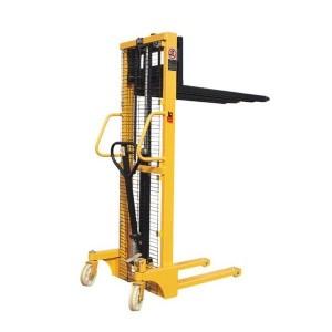 Standard Manual Hydraulic Stacker EFS0516 0.5T 1600mm Lift
