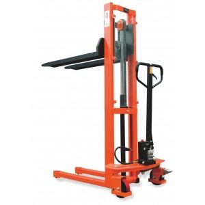 Standard Manual Hydraulic Stacker SFH-1016G 1T 1600mm Lift